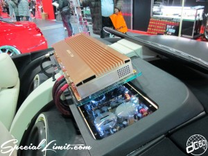 Osaka Auto Messe 2014 Car & Customize Motor Show Intex Custom VW IOS Ground ZERO Audio Install