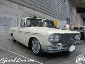 Nostalgic 2days Pacifico YOKOHAMA Oldschool Classic Car Neoclassic Trade Show 2014