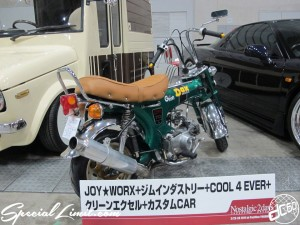 Nostalgic 2days Pacifico YOKOHAMA Oldschool Classic Car Neoclassic Trade Show 2014 JOY WORZ Dax