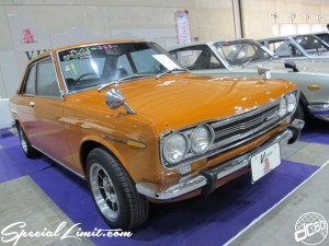 Nostalgic 2days Pacifico YOKOHAMA Oldschool Classic Car Neoclassic Trade Show 2014 510 Bluebird