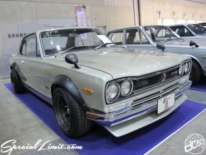 Nostalgic 2days Pacifico YOKOHAMA Oldschool Classic Car Neoclassic Trade Show 2014 Skyline GTR GTX