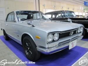Nostalgic 2days Pacifico YOKOHAMA Oldschool Classic Car Neoclassic Trade Show 2014 Skyline GTX GTR