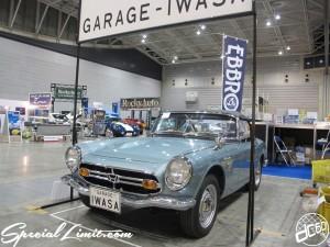 Nostalgic 2days Pacifico YOKOHAMA Oldschool Classic Car Neoclassic Trade Show 2014 VINTAGE GARAGE IWASA HONDA S600 S800