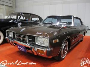 Nostalgic 2days Pacifico YOKOHAMA Oldschool Classic Car Neoclassic Trade Show 2014 VINTAGE 330 Cedric Brougham Profit
