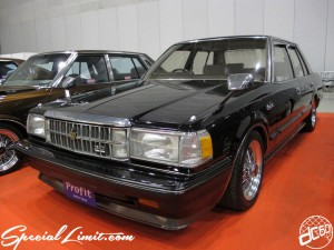 Nostalgic 2days Pacifico YOKOHAMA Oldschool Classic Car Neoclassic Trade Show 2014 VINTAGE 130 CROWN 3.0 TWIN CAM Profit
