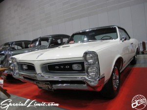 Nostalgic 2days Pacifico YOKOHAMA Oldschool Classic Car Neoclassic Trade Show 2014 VINTAGE TAKEEY'S PONTIAC GTO