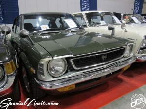 Nostalgic 2days Pacifico YOKOHAMA Oldschool Classic Car Neoclassic Trade Show 2014 VINTAGE TE27 LEVIN