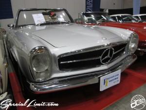 Nostalgic 2days Pacifico YOKOHAMA Oldschool Classic Car Neoclassic Trade Show 2014 VINTAGE CAR YOSHINO Mercedes Benz SL