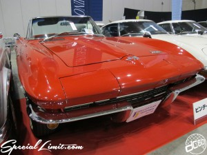Nostalgic 2days Pacifico YOKOHAMA Oldschool Classic Car Neoclassic Trade Show 2014 VINTAGE CAR YOSHINO Corvette