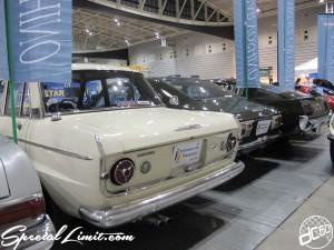 Nostalgic 2days Pacifico YOKOHAMA Oldschool Classic Car Neoclassic Trade Show 2014 VINTAGE CAR YOSHINO NISSAN