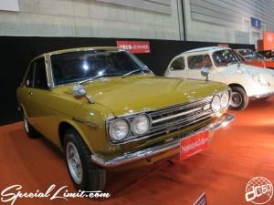 Nostalgic 2days Pacifico YOKOHAMA Oldschool Classic Car Neoclassic Trade Show 2014 VINTAGE 510 Bluebird SSS