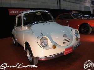 Nostalgic 2days Pacifico YOKOHAMA Oldschool Classic Car Neoclassic Trade Show 2014 VINTAGE SUBARU 360