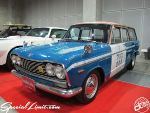 Nostalgic 2days Pacifico YOKOHAMA Oldschool Classic Car Neoclassic Trade Show 2014 VINTAGE NISSAN Prince