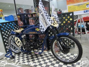 Nostalgic 2days Pacifico YOKOHAMA Oldschool Classic Car Neoclassic Trade Show 2014 VINTAGE SNAKE MOTORS SUNOCO RED FOX Motor Cycle