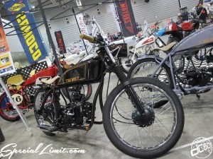 Nostalgic 2days Pacifico YOKOHAMA Oldschool Classic Car Neoclassic Trade Show 2014 VINTAGE Snake Motors SUNOCO Motorcycle