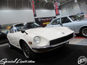 Nostalgic 2days Pacifico YOKOHAMA Oldschool Classic Car Neoclassic Trade Show 2014 VINTAGE NISSAN Fairlady Z S30