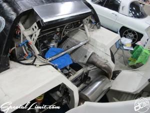Nostalgic 2days Pacifico YOKOHAMA Oldschool Classic Car Neoclassic Trade Show 2014 VINTAGE MAZDA Racing Car