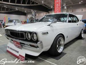 Nostalgic 2days Pacifico YOKOHAMA Oldschool Classic Car Neoclassic Trade Show 2014 VINTAGE Skyline Ken Merry RED MEGAPHONE HAYASHI STREET Racing KCG10