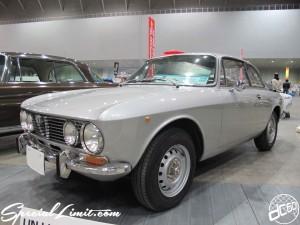 Nostalgic 2days Pacifico YOKOHAMA Oldschool Classic Car Neoclassic Trade Show 2014 VINTAGE Alfa Romeo Julia Super Julietta