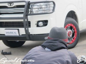 HIACE PERFECT BOOK Shooting HIGH LIFT Guard Grilles CRIMSON MG Myrtle Gear DC-601,Inc.