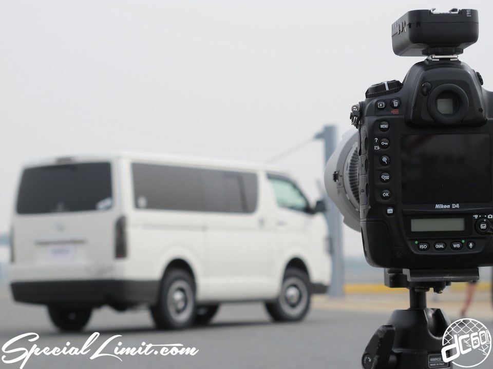 Shooting of HIACE Perfect Book !!