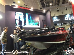 Fishing Show Osaka 2014 Lure Hard Soft Bait Reel Tackle New Products Presentations JACKALL MEGABASS SHIMANO DAIWA MERCURY PROX Large Mouth Florida Black Bass Intex