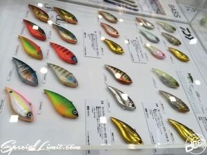 Fishing Show Osaka 2014 Lure Hard Soft Bait Reel Tackle New Products Presentations JACKALL MEGABASS SHIMANO DAIWA MERCURY PROX Large Mouth Florida Black Bass Intex Vagabond Geecrack Rapala