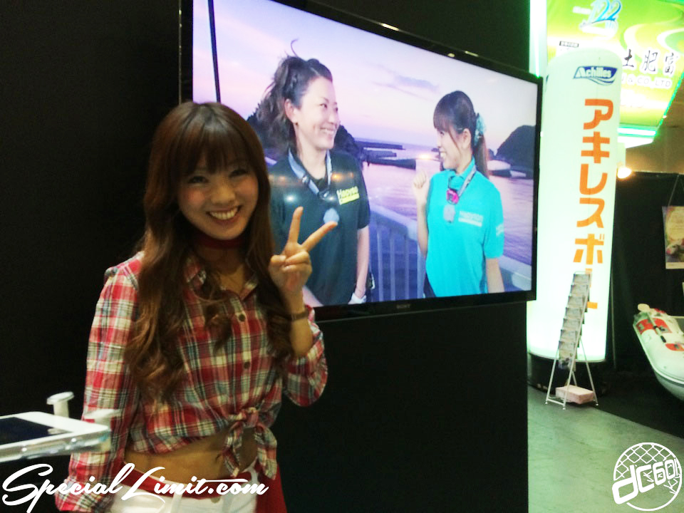 FISHING Show OSAKA 2014 Vol.3 !!