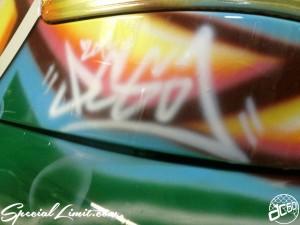 EY7 HONDA PARTNER VAN Sound Cruiser Rockford Fosgate VIBE Audio Custom dc601 Democar Slammed Stance Hellaflush Airbrush Wallart ISOTA CAMARO '69 MOONEYES XXR 527 513 HOKUTO Racing FORGIATO AZEV Breyton YAKIMA パートナーバン ホンダ カスタム オーディオ ロックフォード バイブ カロッツェリア エアーブラシ ウォールアート カスタムペイント ラッピング ムーンアイズ サウンドクルーザー 制作 過程 工程 ディーシーロイ