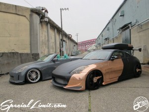 dc601 FORGIATO JAPAN CERTIFIED DEALER Trophy DC-601,Inc. C.E.O Norman Designer Pablo FORGED Wheel Fairlady Z33 350Z Copper Chrome Matte Black Full Wrapping AME Body Kit Roof on JetBag FORGIATO Mono Leggera SPACCO J-LUG Mag. Cover Car Roadster Original Design