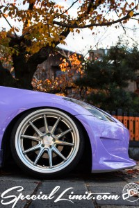 dc601 Z33 Custom Project NISSAN Fairlady 350Z WORK GNOSIS CV201 Roof on Bicycle P.K RIPPER Slammed Purple Magic Matte Apple Silver AMS Body Kit RS☆R Sport☆i Adjustable Coilover Crystal claw iPad mini Holder interior custom cat back exhaust Rockford Fosgate audio installation Exterior