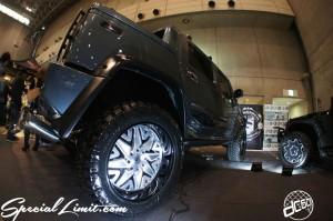 NEXT Auto Show FORGIATO FORGED Wheels Slammed Custom HUMMER H2 SUT