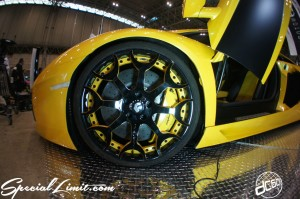 NEXT Auto Show FORGIATO FORGED Wheels Slammed Custom Lamborghini Aventador
