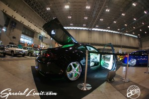 NEXT Auto Show FORGIATO FORGED Wheels Slammed Custom HONDA INTEGRA Audio Interior