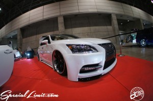 NEXT Auto Show FORGIATO FORGED Wheels Slammed Wide Body FOLS LEXUS LS