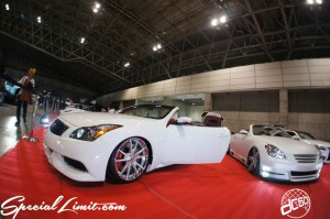 NEXT Auto Show FORGIATO FORGED Wheels Slammed Wide Body FOLS Skyline Convertible LEXUS SC