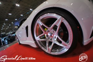 NEXT Auto Show FORGIATO FORGED Wheels Slammed Wide Body FOLS PORSCHE BOXTER