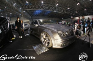 NEXT Auto Show FORGIATO FORGED Wheels Slammed Custom MERCEDES BENZ E-Class