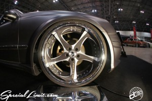 NEXT Auto Show FORGIATO FORGED Wheels Slammed Custom MERCEDES BENZ Wide Body