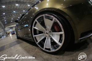 NEXT Auto Show FORGIATO FORGED Wheels Slammed Custom LEXUS SC
