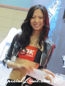 Osaka Auto Messe 2014 Car & Customize Motor Show Intex Campaign Girl Custom Show