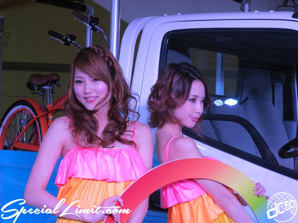 Osaka Auto Messe 2014 Car & Customize Motor Show Intex Campaign Girl Custom Show HINO