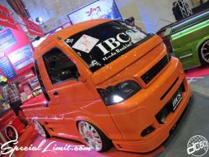 Osaka Auto Messe 2014 Car & Customize Motor Show Intex Custom K-CAR Truck IBCS DAIHATSU HIJET JUMBO