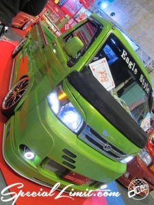 Osaka Auto Messe 2014 Car & Customize Motor Show Intex Custom K-CAR Truck Eagle Style DAIHATSU HIJET