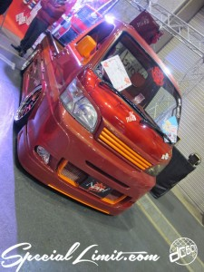 Osaka Auto Messe 2014 Car & Customize Motor Show Intex Custom K-CAR Truck Novel DAIHATSU HIJET