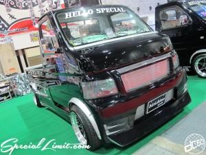 Osaka Auto Messe 2014 Car & Customize Motor Show Intex Custom K-CAR Truck HELLO SPECIAL HONDA ACTY Wide Body