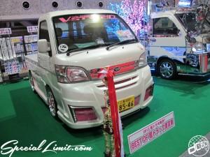 Osaka Auto Messe 2014 Car & Customize Motor Show Intex Custom K-CAR Truck DAIHATSU V-STYLE
