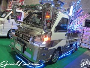 Osaka Auto Messe 2014 Car & Customize Motor Show Intex Custom K-CAR Truck Decoration Japanese style