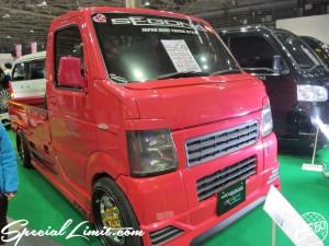 Osaka Auto Messe 2014 Car & Customize Motor Show Intex Custom K-CAR Truck SEGONA EXCELLENT HONDA WORK