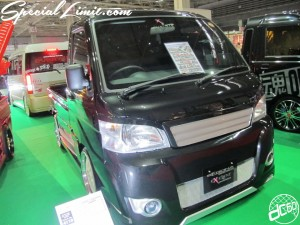 Osaka Auto Messe 2014 Car & Customize Motor Show Intex Custom K-CAR Truck SEGONA EXCELLENT DAIHATSU